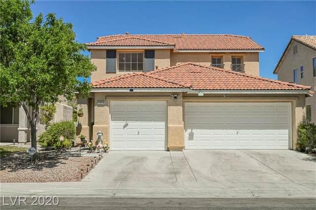 5624 Canyon Edge Road, North Las Vegas, NV 89031 (MLS #2209872) :: Jeffrey Sabel