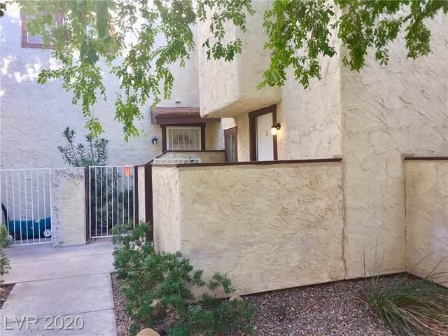 5023 Spencer Street C, Las Vegas, NV 89119 (MLS #2209873) :: Hebert Group   Realty One Group