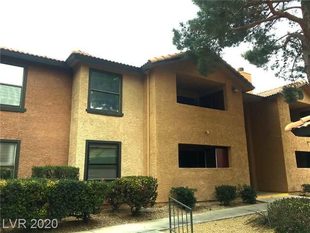 2451 Rainbow Boulevard #2099, Las Vegas, NV 89108 (MLS #2209905) :: Jeffrey Sabel