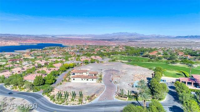 4 Carmenere Court, Henderson, NV 89011 (MLS #2209929) :: Jeffrey Sabel