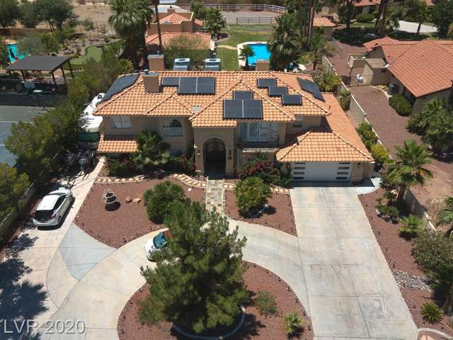 2665 Monte Cristo Way, Las Vegas, NV 89117 (MLS #2209946) :: Jeffrey Sabel