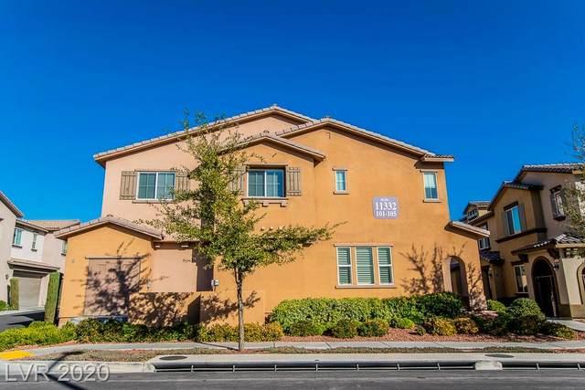 11332 Belmont Lake Drive #104, Las Vegas, NV 89135 (MLS #2209960) :: Jeffrey Sabel