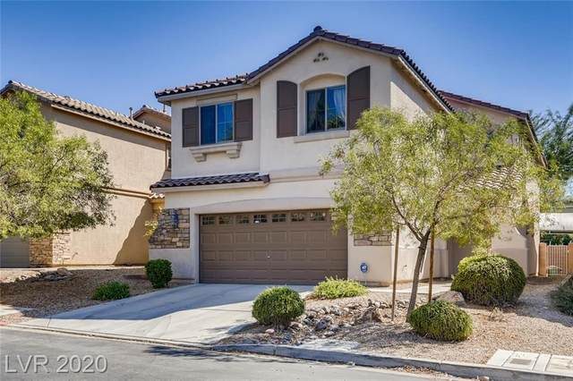 1645 Yellow Tulip Place, Henderson, NV 89012 (MLS #2209968) :: Performance Realty