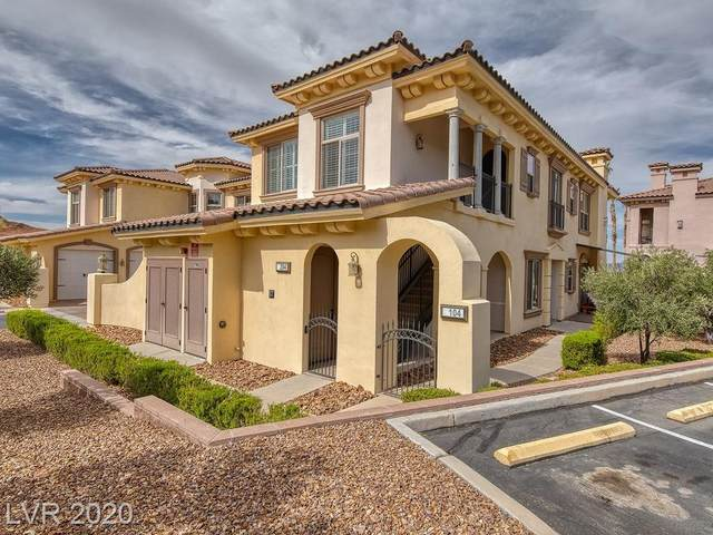 8 Via Vasari #204, Henderson, NV 89011 (MLS #2209977) :: Helen Riley Group | Simply Vegas