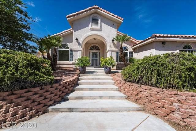 9875 Regena Avenue, Las Vegas, NV 89149 (MLS #2209981) :: Hebert Group | Realty One Group