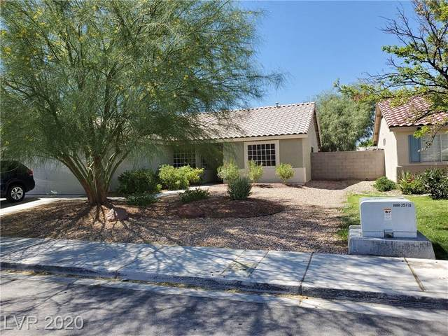 415 Montessa Avenue, North Las Vegas, NV 89031 (MLS #2209985) :: Hebert Group | Realty One Group