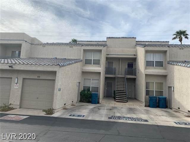6250 Flamingo Road #153, Las Vegas, NV 89103 (MLS #2210038) :: Hebert Group | Realty One Group