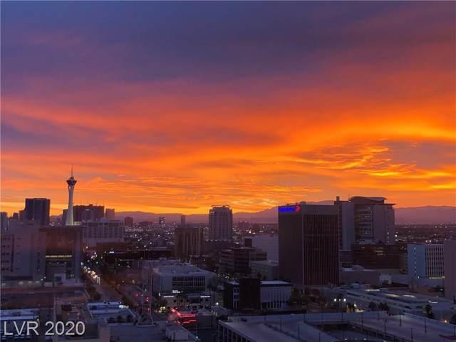 150 N Las Vegas Boulevard #2117, Las Vegas, NV 89101 (MLS #2210042) :: Signature Real Estate Group