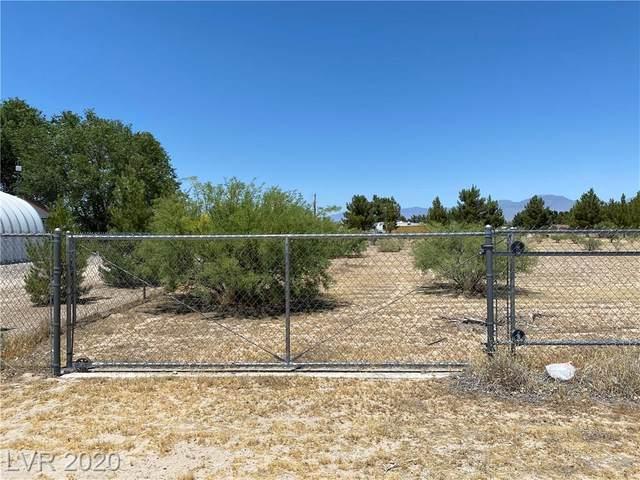1860 Keenan Way, Pahrump, NV 89061 (MLS #2210091) :: Signature Real Estate Group