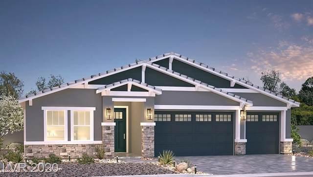4418 Rubious Avenue, North Las Vegas, NV 89084 (MLS #2210100) :: Vestuto Realty Group