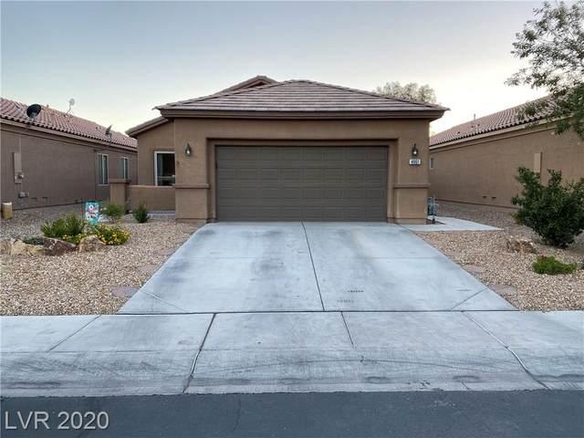 4061 Vulcan Street, Las Vegas, NV 89122 (MLS #2210139) :: Signature Real Estate Group