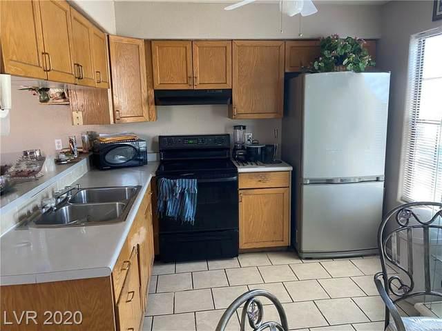 4814 Arizona Avenue, Las Vegas, NV 89104 (MLS #2210144) :: Signature Real Estate Group