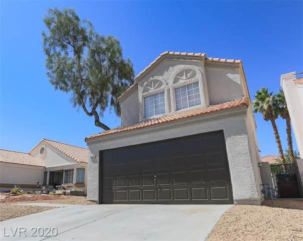 6480 Burlwood Way, Las Vegas, NV 89108 (MLS #2210173) :: Hebert Group | Realty One Group