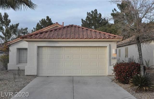 2166 Sunset Vista Avenue, Henderson, NV 89052 (MLS #2210180) :: The Mark Wiley Group | Keller Williams Realty SW