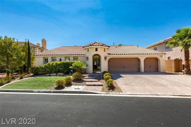 10948 Holyrood Court, Las Vegas, NV 89141 (MLS #2210184) :: Jeffrey Sabel