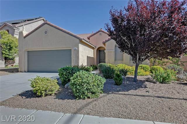 2406 Paveene Avenue, Henderson, NV 89052 (MLS #2210198) :: The Lindstrom Group