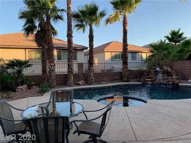 11023 Onslow Court, Las Vegas, NV 89135 (MLS #2210207) :: Vestuto Realty Group