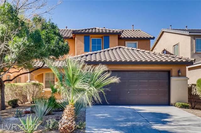 4353 Desert Home Avenue, North Las Vegas, NV 89085 (MLS #2210215) :: Vestuto Realty Group