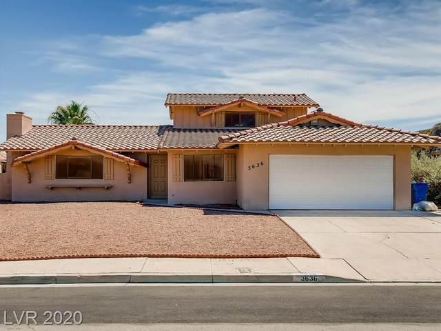 3636 Valencia Street, Las Vegas, NV 89121 (MLS #2210224) :: Signature Real Estate Group