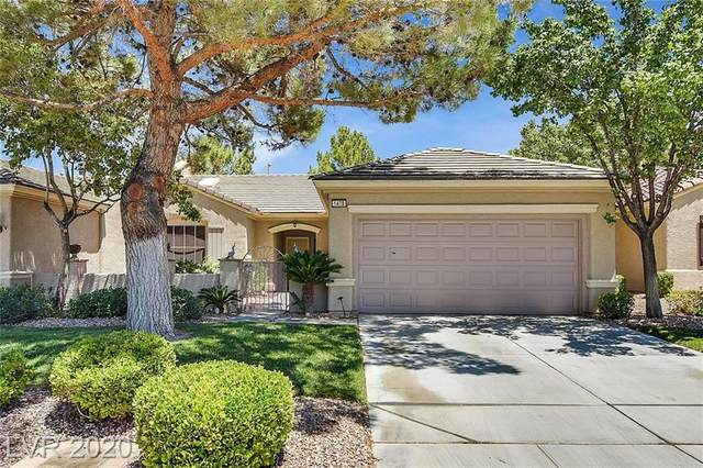 1478 Fieldbrook Street, Henderson, NV 89052 (MLS #2210228) :: Billy OKeefe | Berkshire Hathaway HomeServices