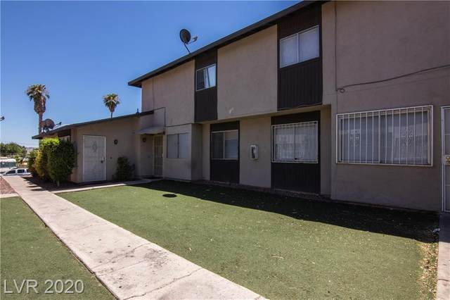 217 18th Street D, Las Vegas, NV 89101 (MLS #2210248) :: The Perna Group