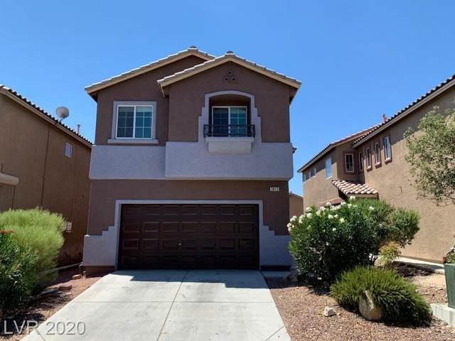3813 Hollycroft Drive, North Las Vegas, NV 89081 (MLS #2210255) :: Vestuto Realty Group