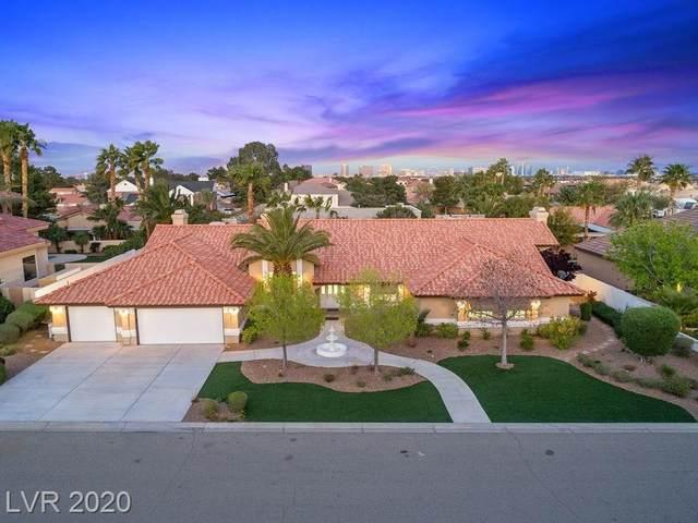 3236 Cliff Sieler Court, Las Vegas, NV 89117 (MLS #2210258) :: Vestuto Realty Group