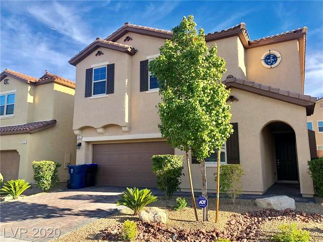 297 Windmill Croft Drive, Las Vegas, NV 89148 (MLS #2210277) :: Billy OKeefe | Berkshire Hathaway HomeServices