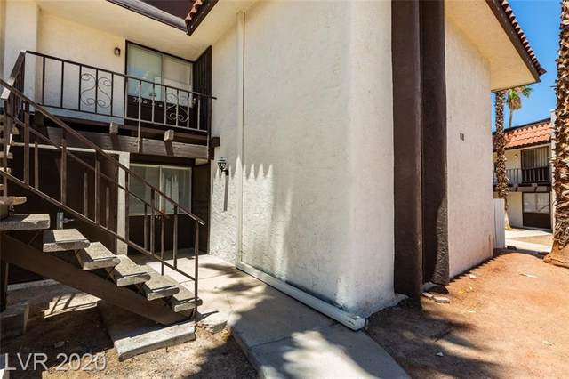 1405 Vegas Valley Drive #273, Las Vegas, NV 89169 (MLS #2210279) :: Hebert Group | Realty One Group