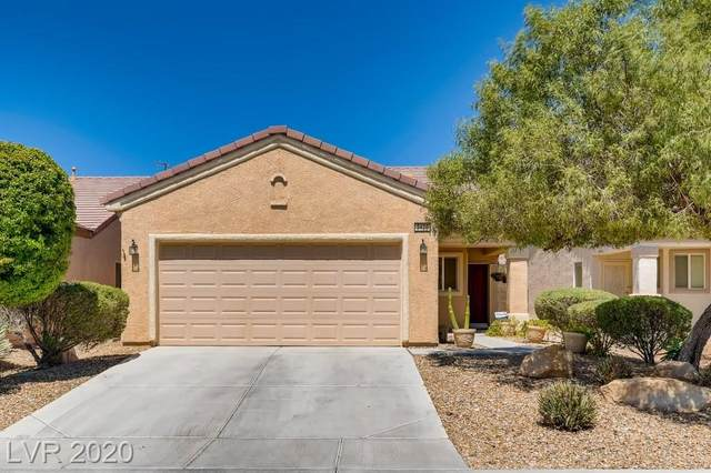 3420 Flinthead Drive, North Las Vegas, NV 89084 (MLS #2210282) :: Billy OKeefe | Berkshire Hathaway HomeServices