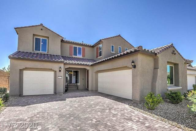 8420 Canyon Crevasse Street, Las Vegas, NV 89166 (MLS #2210285) :: Billy OKeefe | Berkshire Hathaway HomeServices