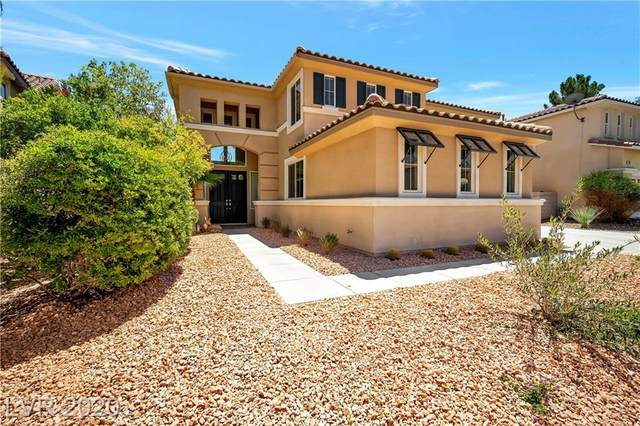 2935 Carmelo Drive, Henderson, NV 89052 (MLS #2210292) :: Signature Real Estate Group