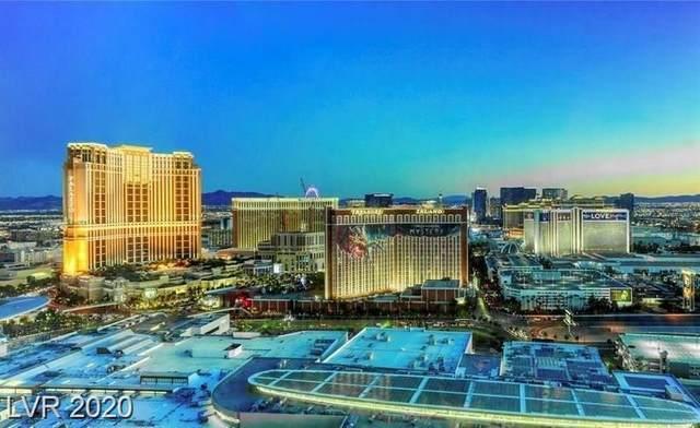 2000 Fashion Show Drive #4900, Las Vegas, NV 89109 (MLS #2210307) :: Performance Realty