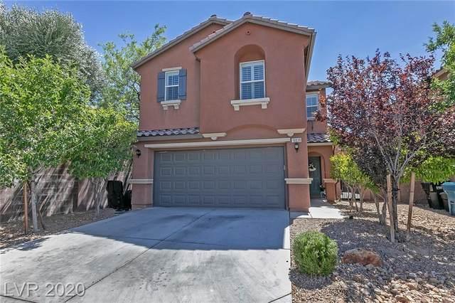 10030 Trotter Peak Street, Las Vegas, NV 89178 (MLS #2210316) :: Jeffrey Sabel