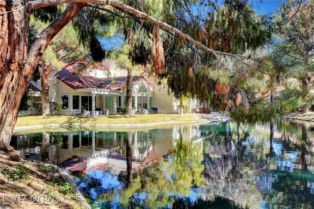 6977 Emerald Springs Lane, Las Vegas, NV 89113 (MLS #2210327) :: The Lindstrom Group