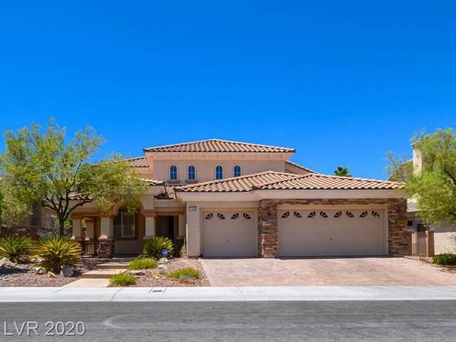 11530 Velicata Court, Las Vegas, NV 89138 (MLS #2210339) :: Signature Real Estate Group