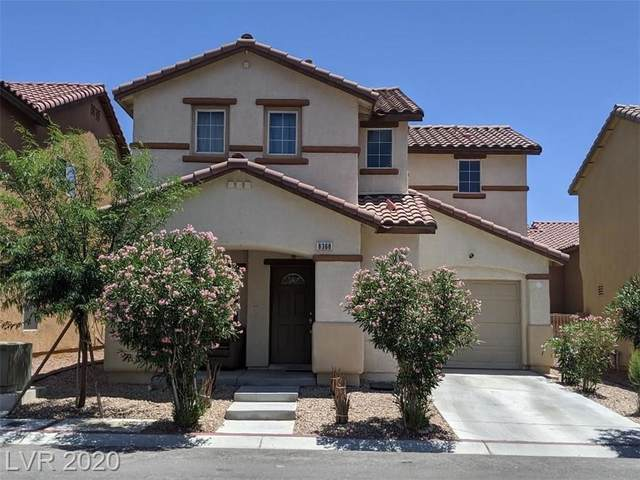 8368 Bismark Sapphire Street, Las Vegas, NV 89139 (MLS #2210343) :: The Lindstrom Group