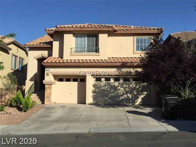 10705 Turquoise Valley Drive, Las Vegas, NV 89144 (MLS #2210345) :: Billy OKeefe | Berkshire Hathaway HomeServices