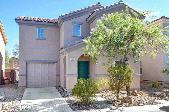 469 Warkworth Castle Avenue, Las Vegas, NV 89178 (MLS #2210350) :: Jeffrey Sabel
