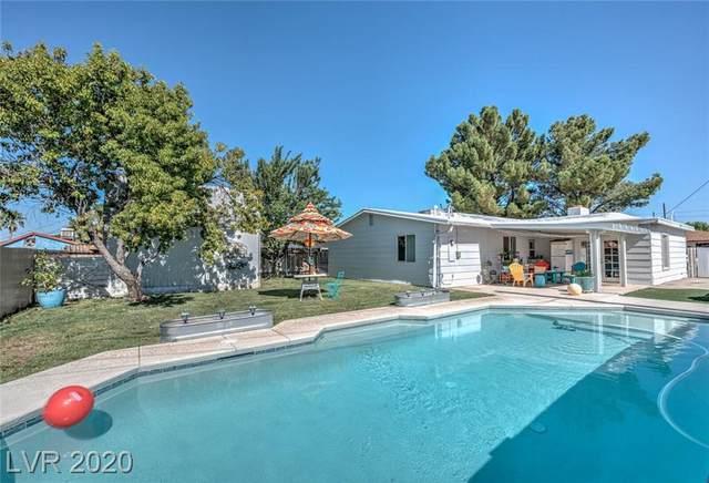 619 Eighth Street, Boulder City, NV 89005 (MLS #2210368) :: Signature Real Estate Group