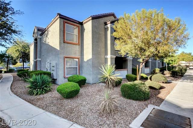 555 Silverado Ranch Boulevard #2158, Las Vegas, NV 89183 (MLS #2210373) :: Jeffrey Sabel