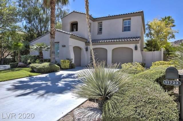 11723 Glowing Sunset Lane, Las Vegas, NV 89135 (MLS #2210379) :: Billy OKeefe | Berkshire Hathaway HomeServices