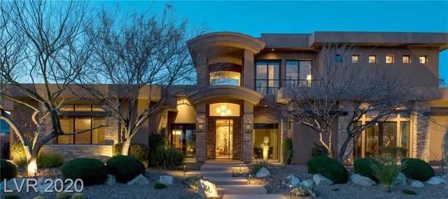 86 Hawk Ridge Drive, Las Vegas, NV 89135 (MLS #2210406) :: Billy OKeefe | Berkshire Hathaway HomeServices