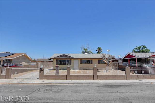 3332 Colton Avenue, North Las Vegas, NV 89030 (MLS #2210410) :: Signature Real Estate Group