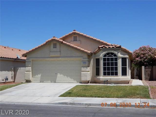 3732 Alliance Street, Las Vegas, NV 89129 (MLS #2210435) :: Vestuto Realty Group