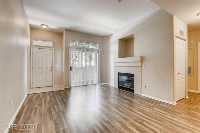700 Carnegie Street #1812, Henderson, NV 89052 (MLS #2210446) :: Vestuto Realty Group