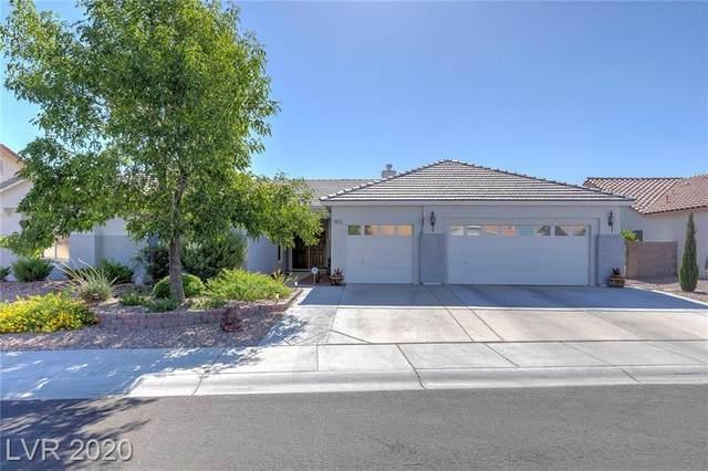 3516 Tullamore Street, Las Vegas, NV 89129 (MLS #2210455) :: Signature Real Estate Group