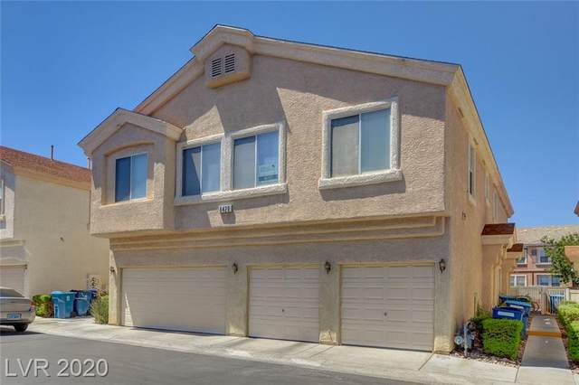 6420 Extreme Shear Avenue #101, Henderson, NV 89011 (MLS #2210456) :: Signature Real Estate Group