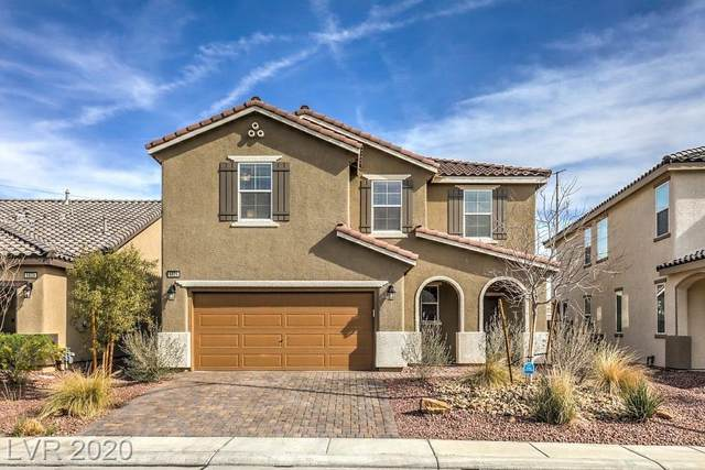 5824 Petrified Tree Lane, North Las Vegas, NV 89081 (MLS #2210457) :: The Lindstrom Group