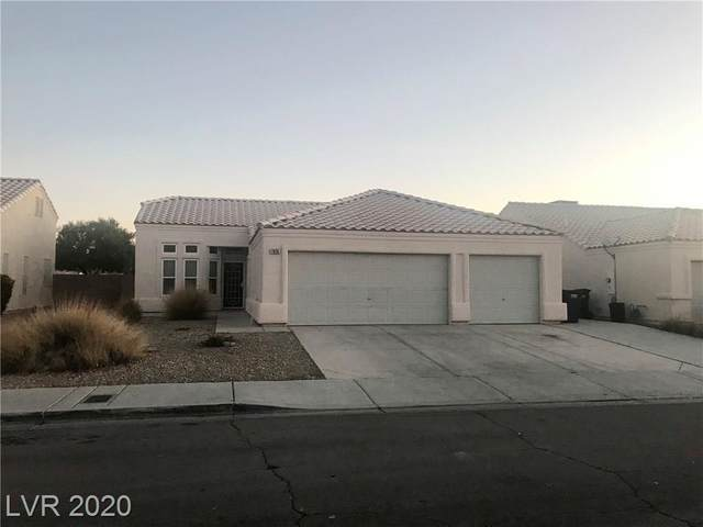 1926 Panther Place, North Las Vegas, NV 89031 (MLS #2210459) :: Performance Realty